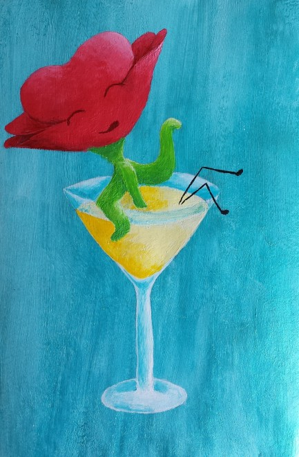 #10 Cocktail girl